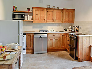 self catering kitchen diner